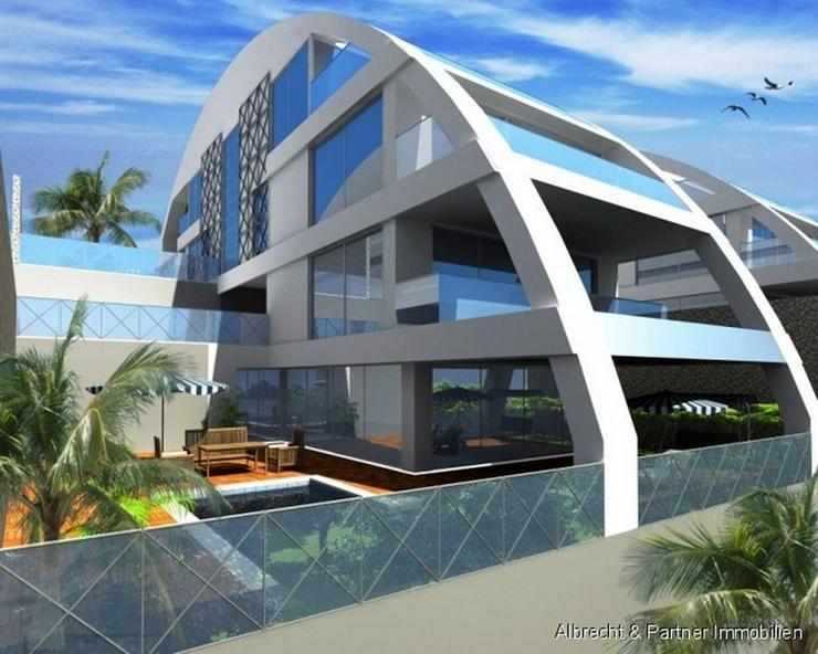 Freistehende Luxus Villen in Kargicak - Fantastische Meerblick Lage - Haus kaufen - Bild 1