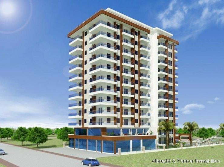 Neubau in Mahmutlar - Modernes Design; attraktive Preise - Wohnung kaufen - Bild 1