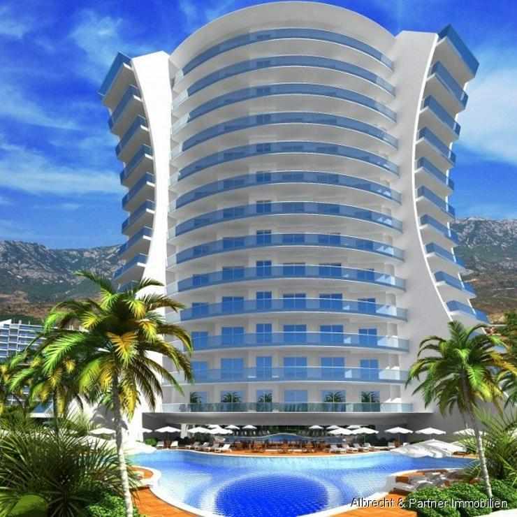 Wohnungen in Alanya - Fantastische Architektur mit Blick auf das Meer - Wohnung kaufen - Bild 1