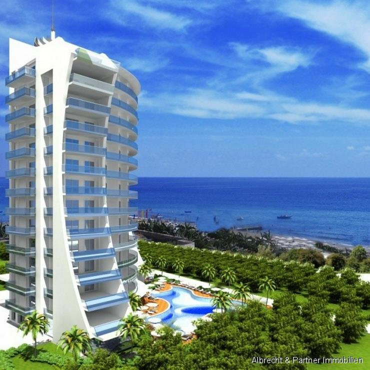 Bild 4: Wohnungen in Alanya - Fantastische Architektur mit Blick auf das Meer