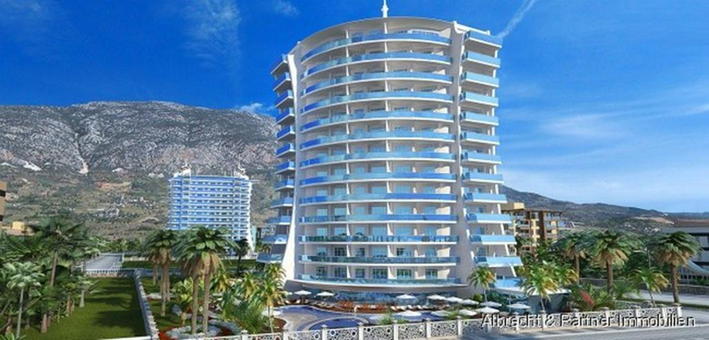 Bild 5: Wohnungen in Alanya - Fantastische Architektur mit Blick auf das Meer