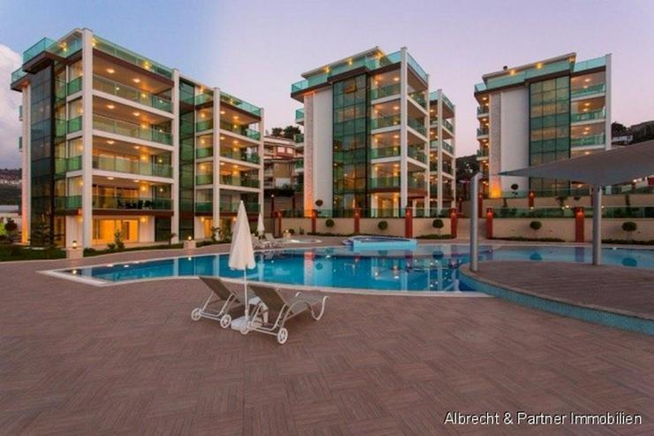 NEU Fertigstellge Luxus-Meerblick-Wohnungen in Alanya - Kargicak - Wohnung kaufen - Bild 1