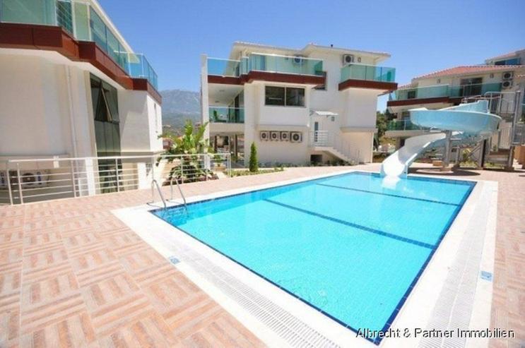 Bild 3: Luxus möblierte High End Maisonette-Wohnungen in Alanya-Kargicak