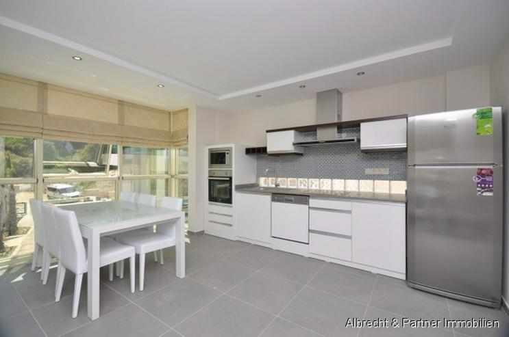 Bild 6: Luxus möblierte High End Maisonette-Wohnungen in Alanya-Kargicak