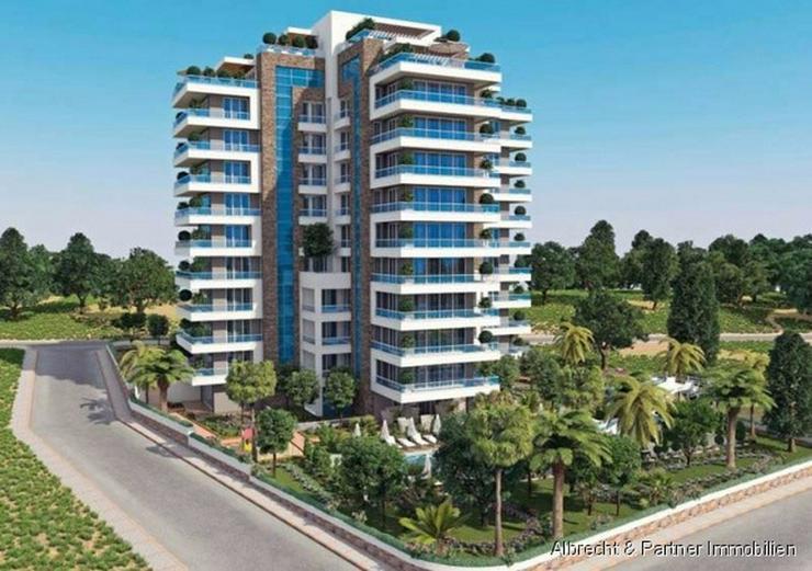 Neu Fertiggestellte Komplexanlage in Cikcilli - Alanya - Wohnung kaufen - Bild 1