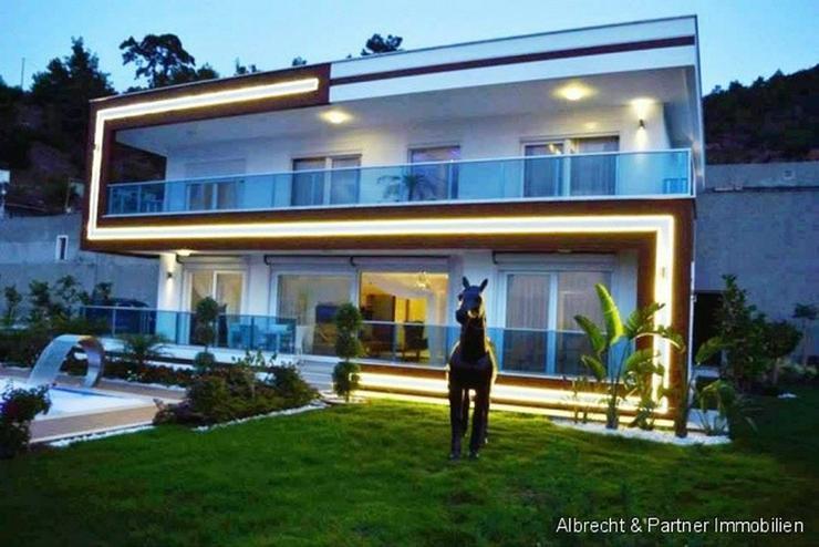 Bild 2: Alanya - Exotische Villa mit Panoramablick auf das Meer