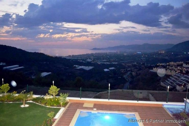 Bild 6: Alanya - Exotische Villa mit Panoramablick auf das Meer