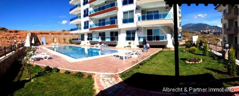 Bild 2: Alanya Apartment Wohnungen: Neu und im Aufbau