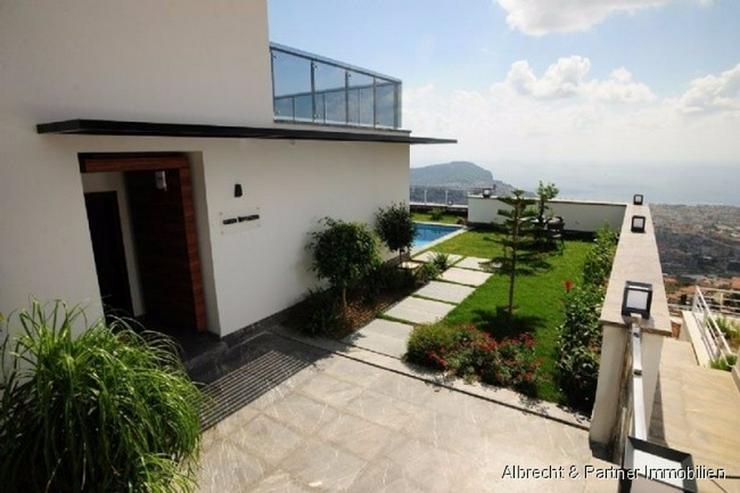 Bild 2: Luxus Deluxe Panoramic Sea View Villas in Bektas - Alanya