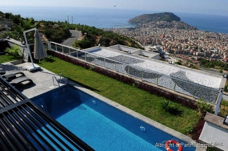 Bild 6: Luxus Deluxe Panoramic Sea View Villas in Bektas - Alanya