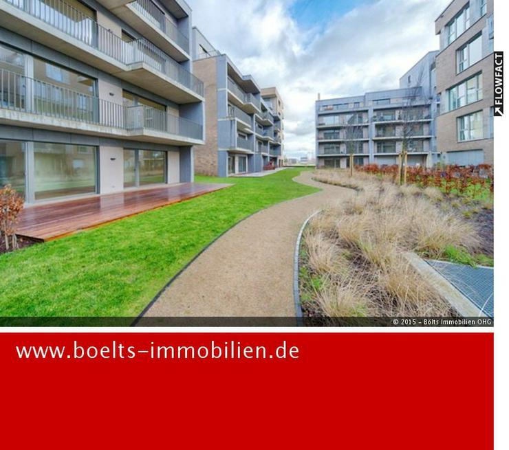 Überseestadt ! Neubau-Erstbezug mit gehobener Ausstattung und maritimen Umfeld - Wohnung mieten - Bild 1