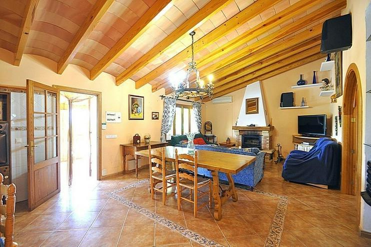 Bild 4: Gemütliches und geräumiges Landhaus in Muro