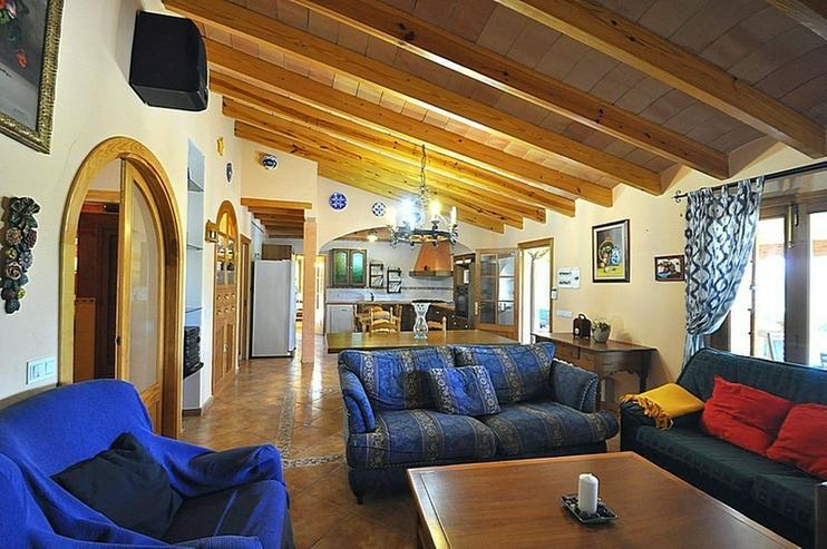Bild 2: Gemütliches und geräumiges Landhaus in Muro