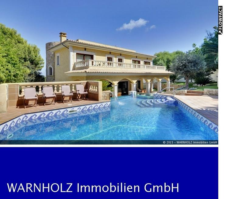 Wunderschöne Luxusvilla, El Toro - Haus kaufen - Bild 1