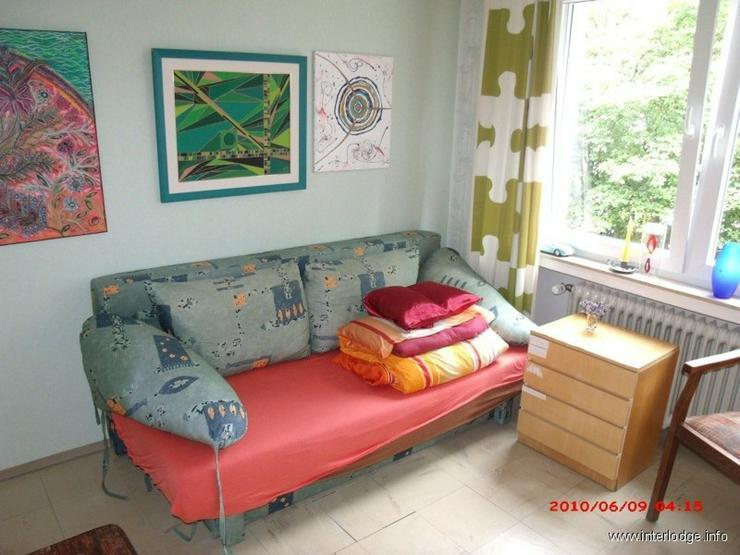 Bild 3: INTERLODGE Freundlich möbliertes WG- Zimmer in einer gepflegten Wohnung in Dortmund - Apl...