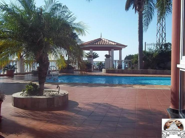 Bild 2: Villa in sehr ruhiger Lage, Sackgasse in Icod de los Vinos