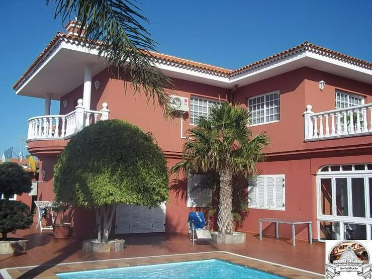 Villa in sehr ruhiger Lage, Sackgasse in Icod de los Vinos