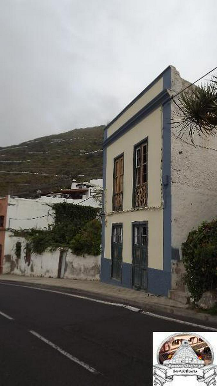 Kanarisches Einfamilienhaus in Las Cruzes