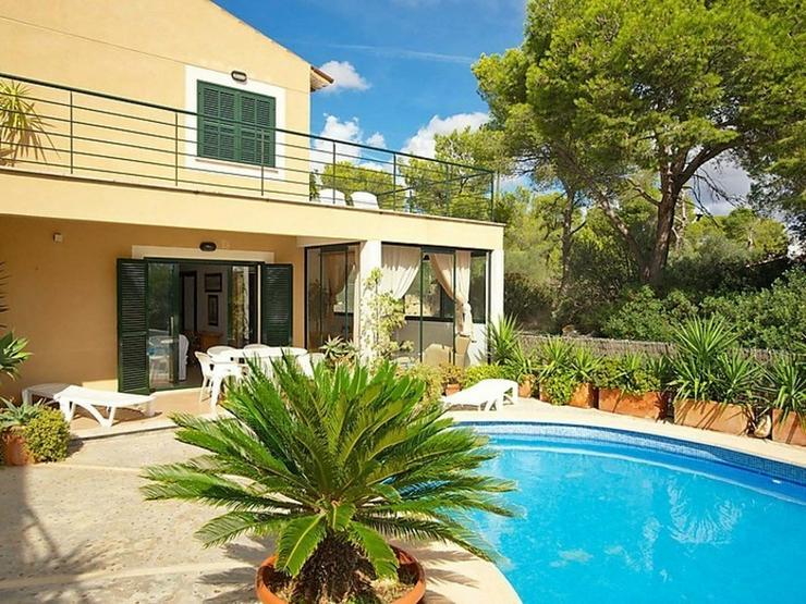 Bild 6: Moderne Villa mit Gemeinschaftspool, Cala Pi