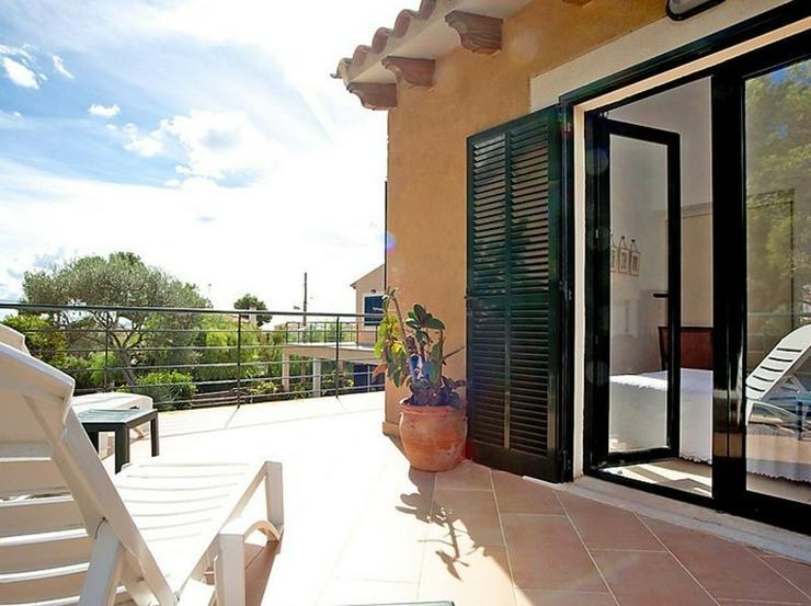 Bild 3: Moderne Villa mit Gemeinschaftspool, Cala Pi
