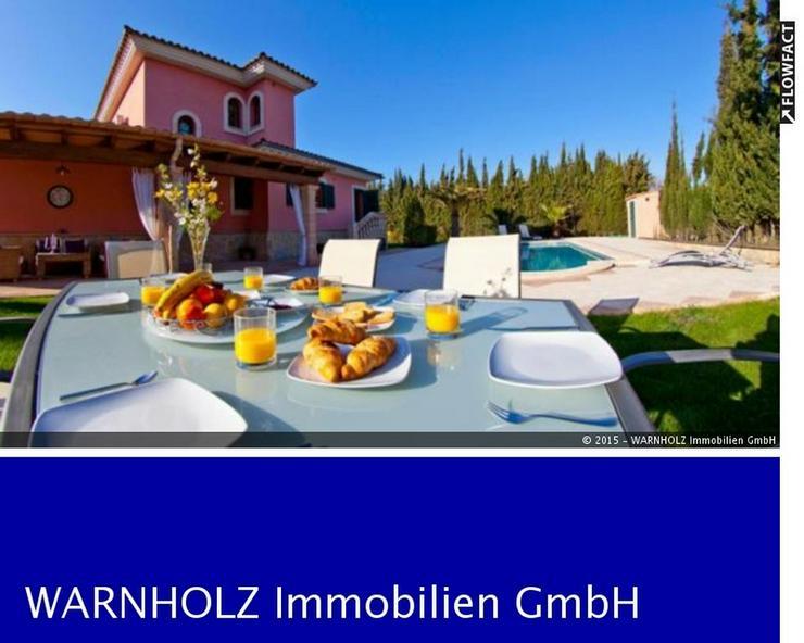 Einladende und komfortable Villa in Biniali, Inselinneren - Haus kaufen - Bild 1