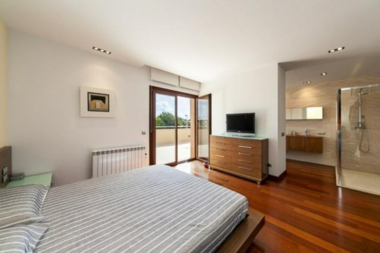 Bild 6: Wunderschöne neue Villa in der ruhigen Wohngegend Maioris.