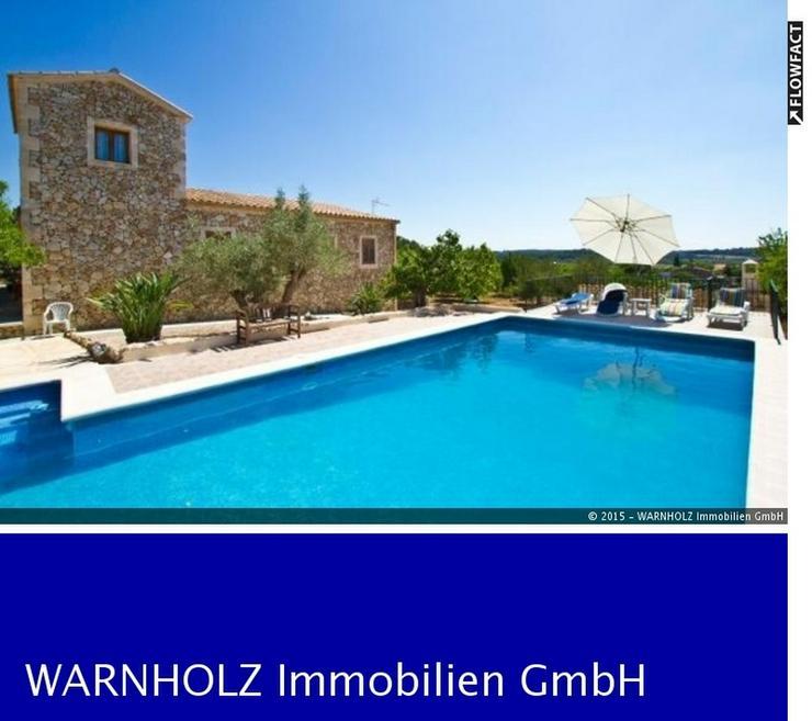 Einladendes und modernes Landhaus , Sencelles - Haus kaufen - Bild 1