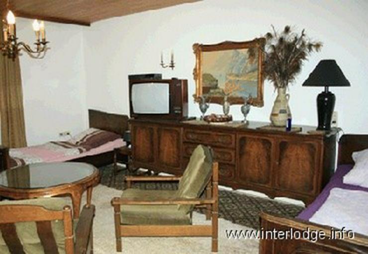 Bild 2: INTERLODGE Geräumige und eingerichtete Monteurwohnung in GE-Hassel mit 3 Schlafzimmer und...
