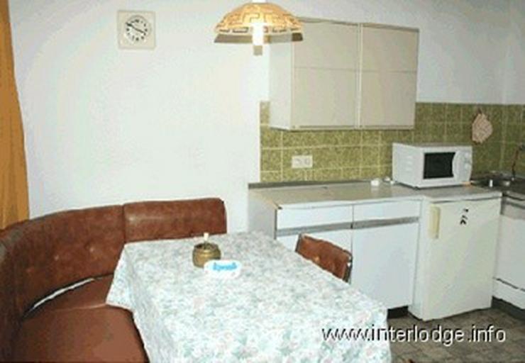 Bild 4: INTERLODGE Geräumige und eingerichtete Monteurwohnung in GE-Hassel mit 3 Schlafzimmer und...