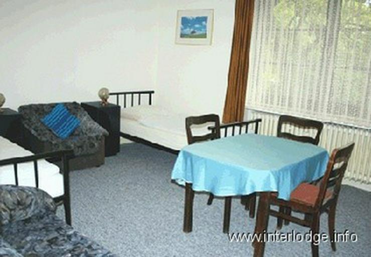 INTERLODGE Geräumige und eingerichtete Monteurwohnung in GE-Hassel mit 3 Schlafzimmer und... - Wohnen auf Zeit - Bild 1
