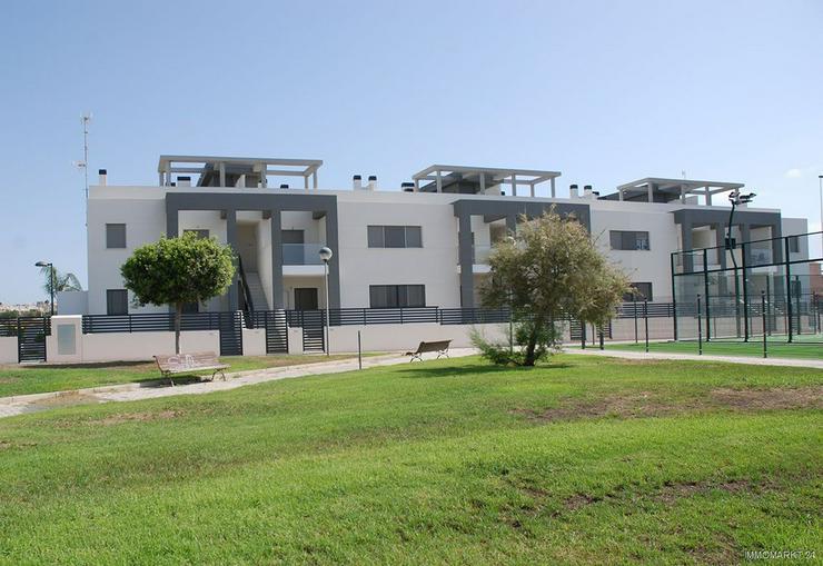 Wunderschöne Penthouse-Wohnungen nur 1 km vom Meer - Wohnung kaufen - Bild 1
