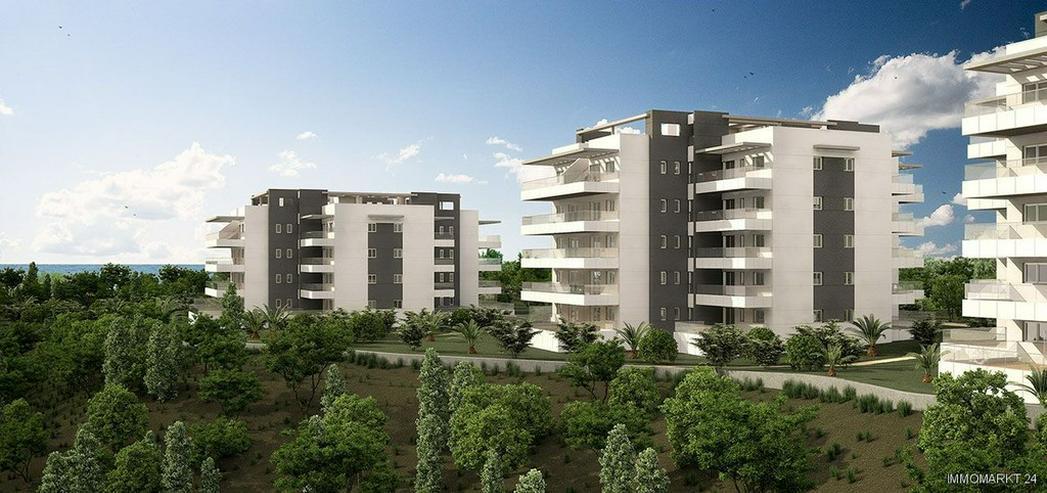 Moderne Penthouse-Wohnungen mit Meerblick Nähe Golfplatz - Bild 1