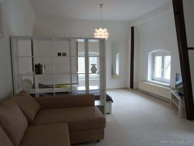 Bild 3: INTERLODGE Modern und komfortabel möbliertes Loftpartment im Herzen von Düsseldorf - Obe...