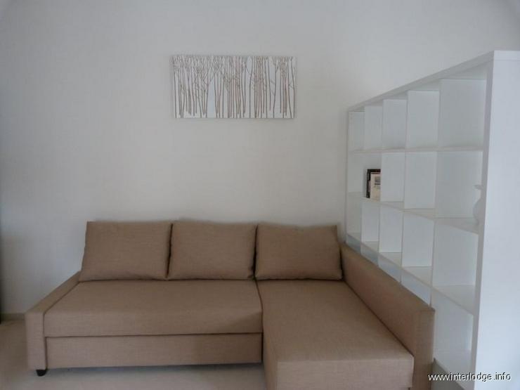 Bild 4: INTERLODGE Modern und komfortabel möbliertes Loftpartment im Herzen von Düsseldorf - Obe...