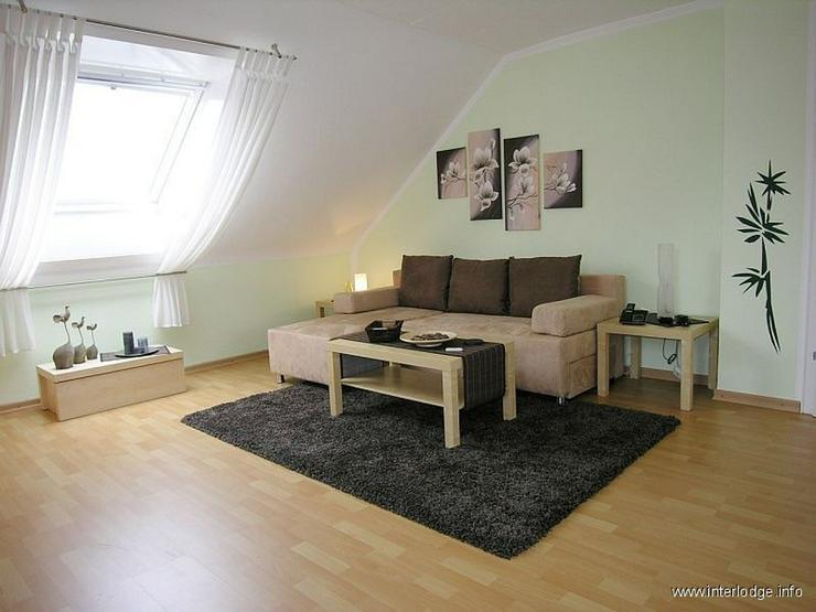 INTERLODGE Möbliertes Komfortapartment in zentraler Lage in Ratingen - Wohnen auf Zeit - Bild 1