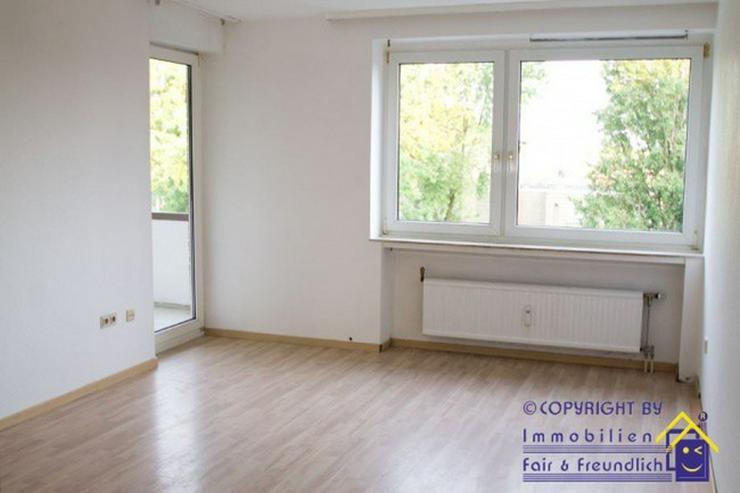*DER PERFEKTE START IN?S EIGENE HEIM! Helle 3 Zimmer, Sonnenbalkon, Garage, toller Schnit... - Wohnung kaufen - Bild 1
