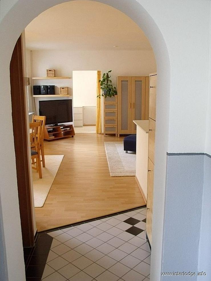 Bild 4: INTERLODGE Modern möbliertes Apartment in Essen-Rüttenscheid mit separatem Eingang.