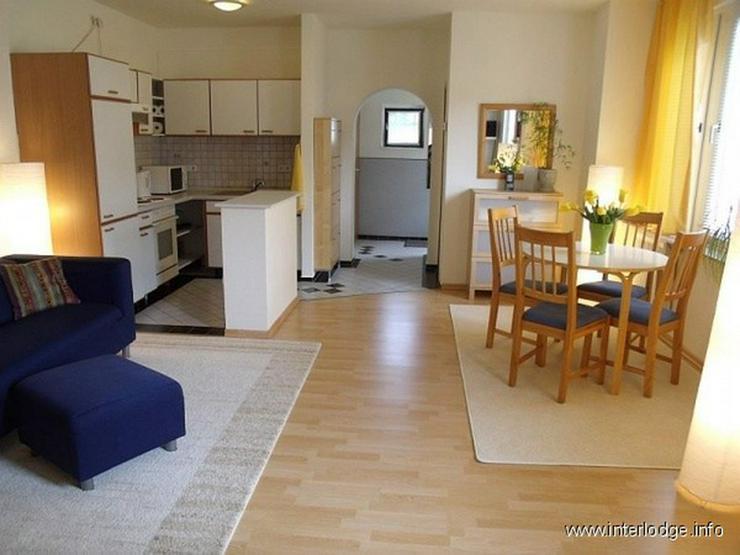 INTERLODGE Modern möbliertes Apartment in Essen-Rüttenscheid mit separatem Eingang. - Wohnen auf Zeit - Bild 1