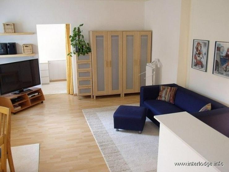 Bild 6: INTERLODGE Modern möbliertes Apartment in Essen-Rüttenscheid mit separatem Eingang.