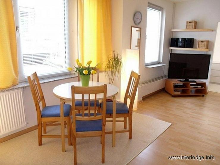 Bild 5: INTERLODGE Modern möbliertes Apartment in Essen-Rüttenscheid mit separatem Eingang.