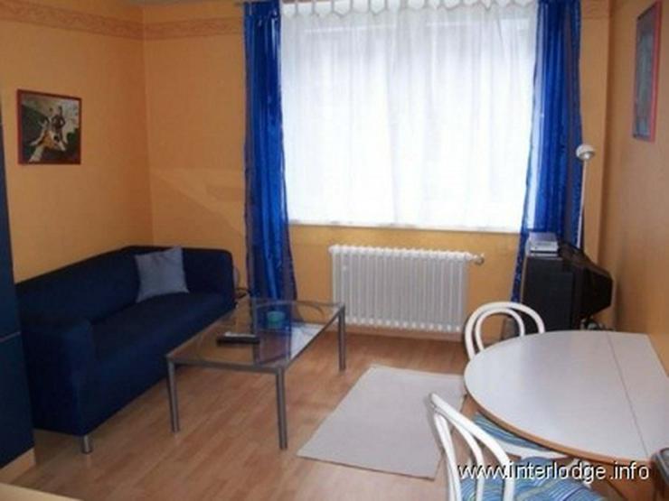 INTERLODGE Modern möblierte Wohnung mit 2 Schlafzimmer in Essen-Rüttenscheid. - Wohnen auf Zeit - Bild 1