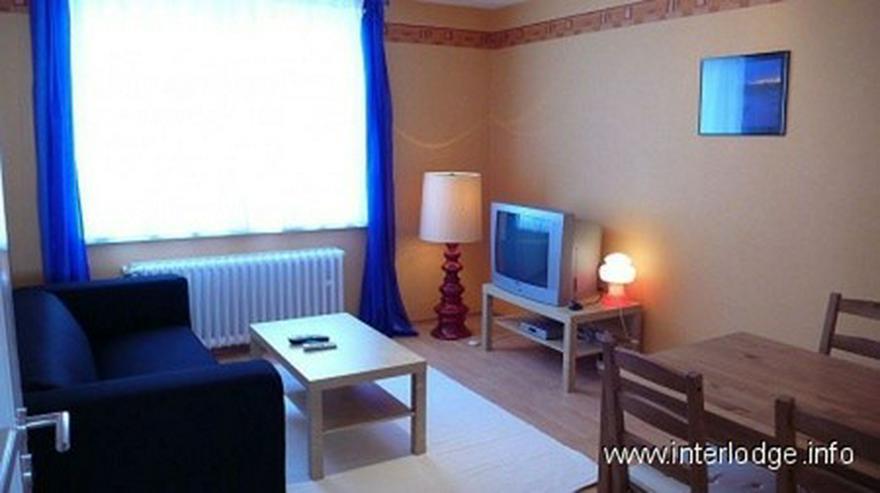 INTERLODGE Gut möblierte Wohnung 2 Schlafzimmer in Essen-Rüttenscheid. - Wohnen auf Zeit - Bild 1