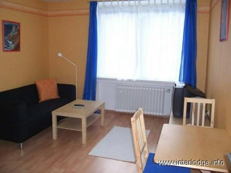 INTERLODGE Gut möblierte Wohnung mit 2 Schlafzimmern in Essen-Rüttenscheid - Bild 1