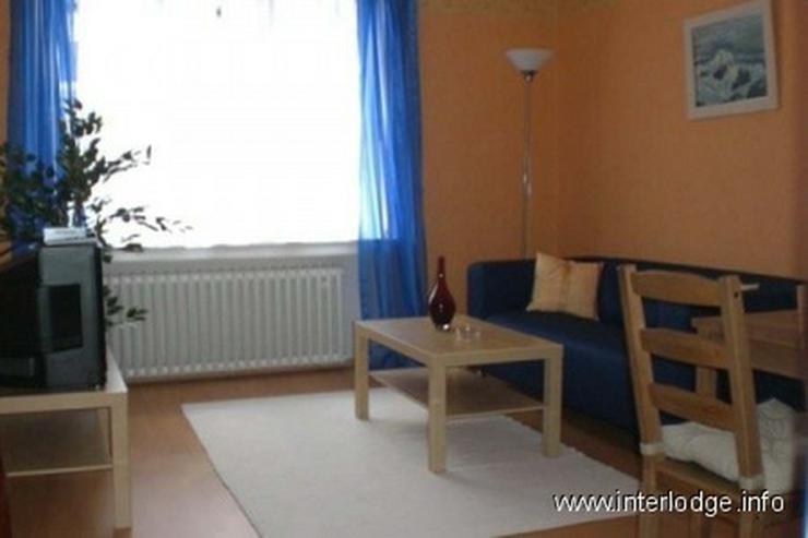 INTERLODGE Neu möblierte Wohnung mit 2 Schlafzimmern in Essen-Rüttenscheid. - Wohnen auf Zeit - Bild 1