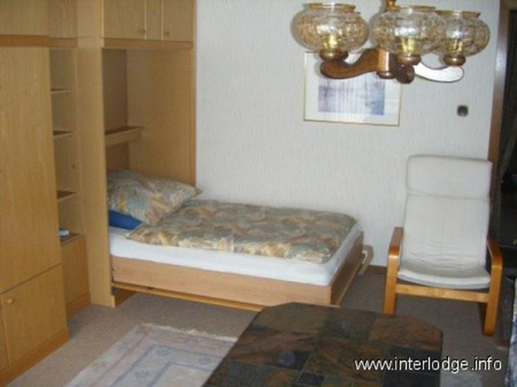 Bild 3: INTERLODGE Möbliertes Apartment mit großem Süd-Balkon in Essen-Frohnhausen, direkte Par...