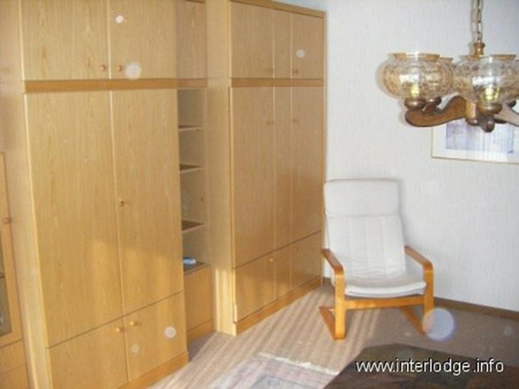 Bild 4: INTERLODGE Möbliertes Apartment mit großem Süd-Balkon in Essen-Frohnhausen, direkte Par...