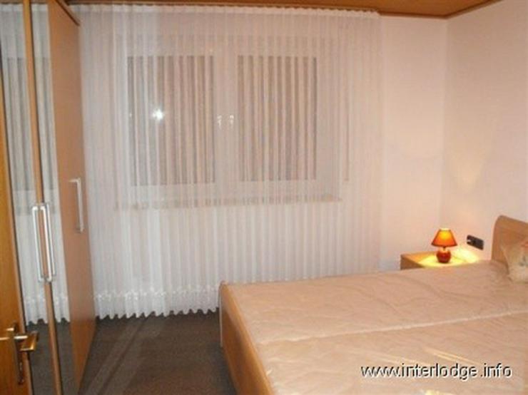 Bild 6: INTERLODGE Schöne möblierte Wohnung mit eigenem Eingang und Terrasse in Gelsenkirchen-Sc...