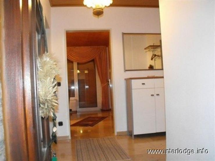Bild 5: INTERLODGE Schöne möblierte Wohnung mit eigenem Eingang und Terrasse in Gelsenkirchen-Sc...