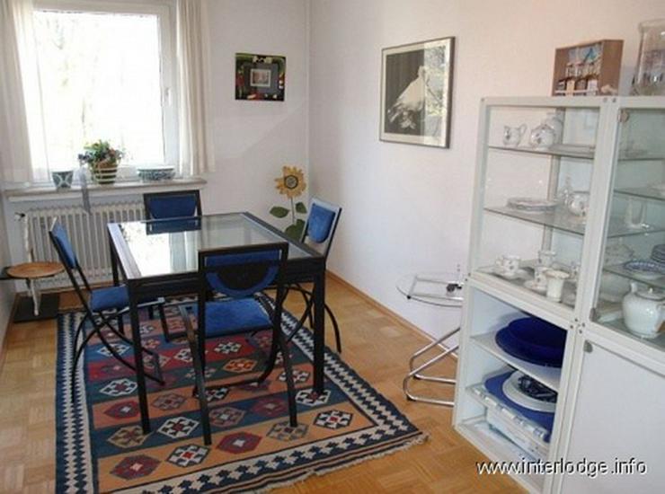 Bild 6: INTERLODGE Modern, hochwertig, komplett möblierte City-Wohnung mit Balkon in der Bochumer...