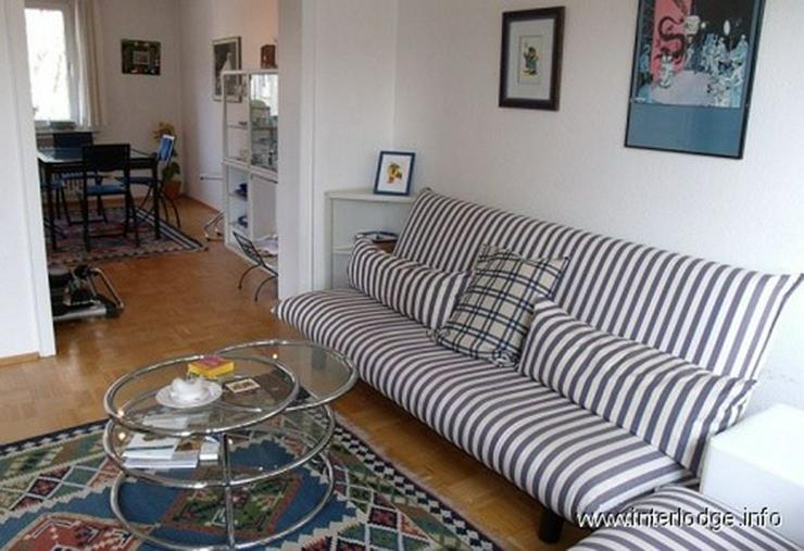 Bild 5: INTERLODGE Modern, hochwertig, komplett möblierte City-Wohnung mit Balkon in der Bochumer...